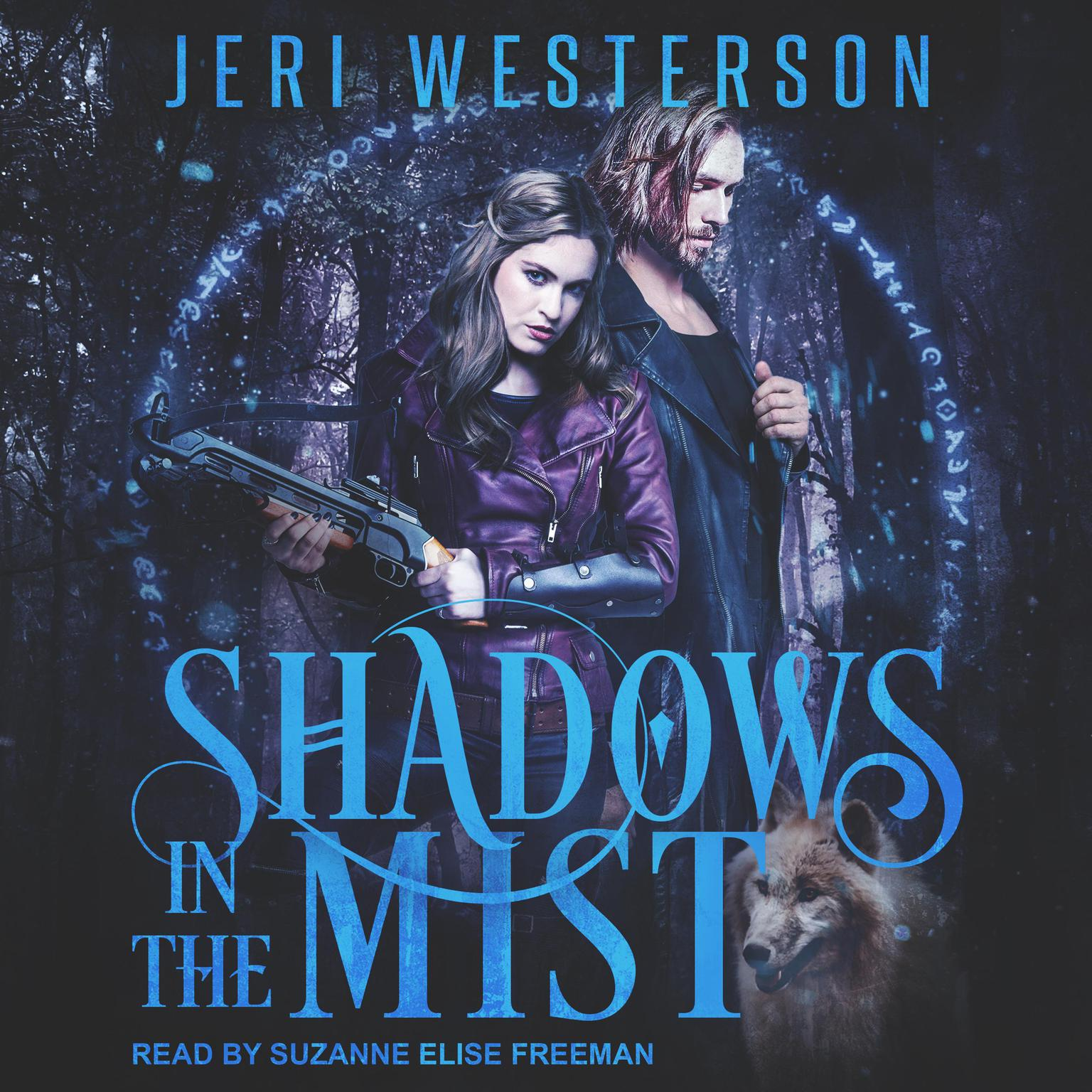 Shadows in the Mist: Booke Three in the Booke of the Hidden Series Audiobook, by Jeri Westerson