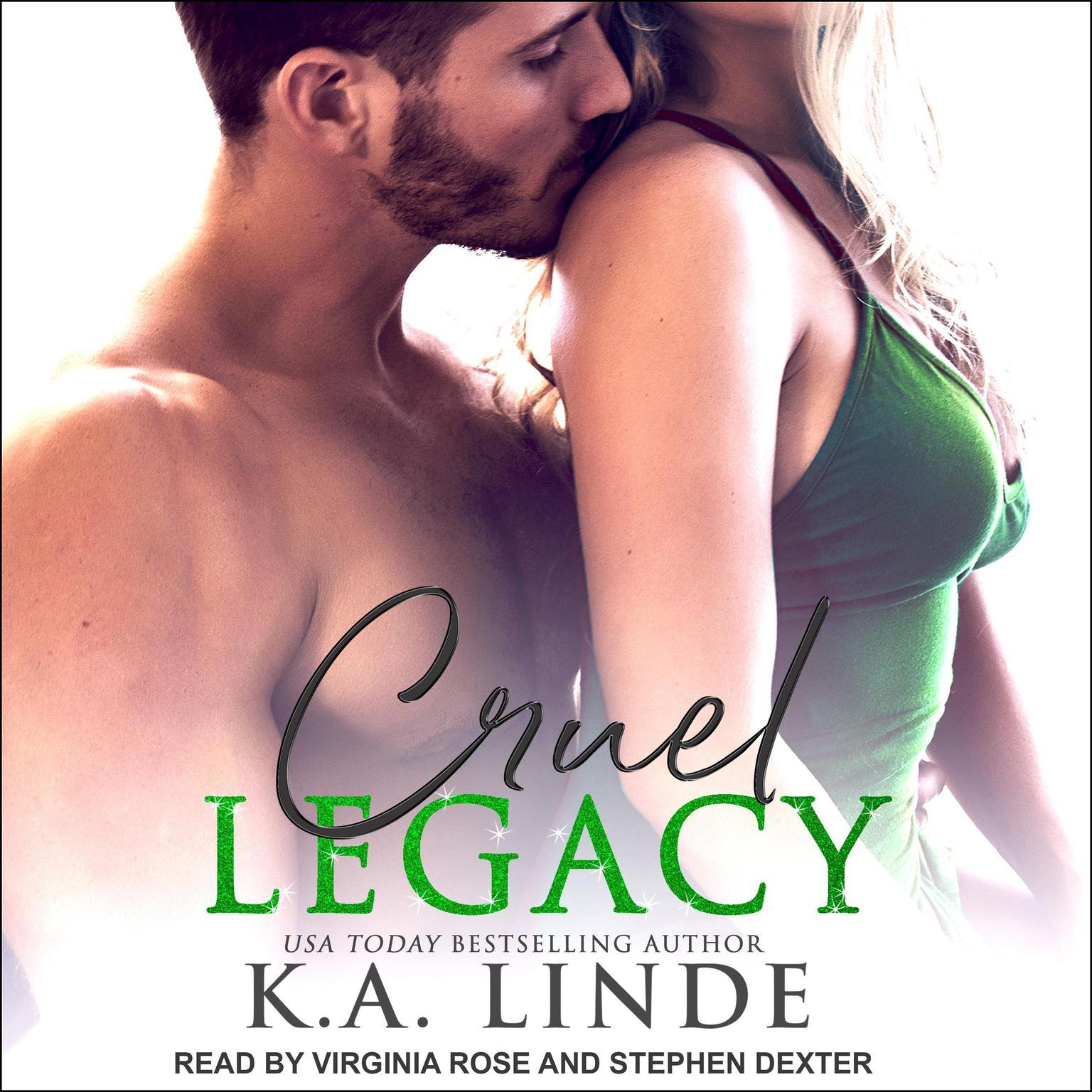Printable Cruel Legacy Audiobook Cover Art