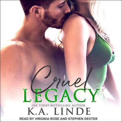 Cruel Legacy Audiobook, by K. A. Linde