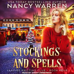 Stockings and Spells Audiobook, by Nancy Waren, Nancy Warren