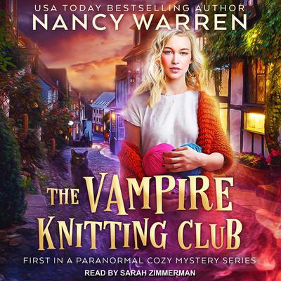 The Vampire Knitting Club Audiobook, by Nancy Waren
