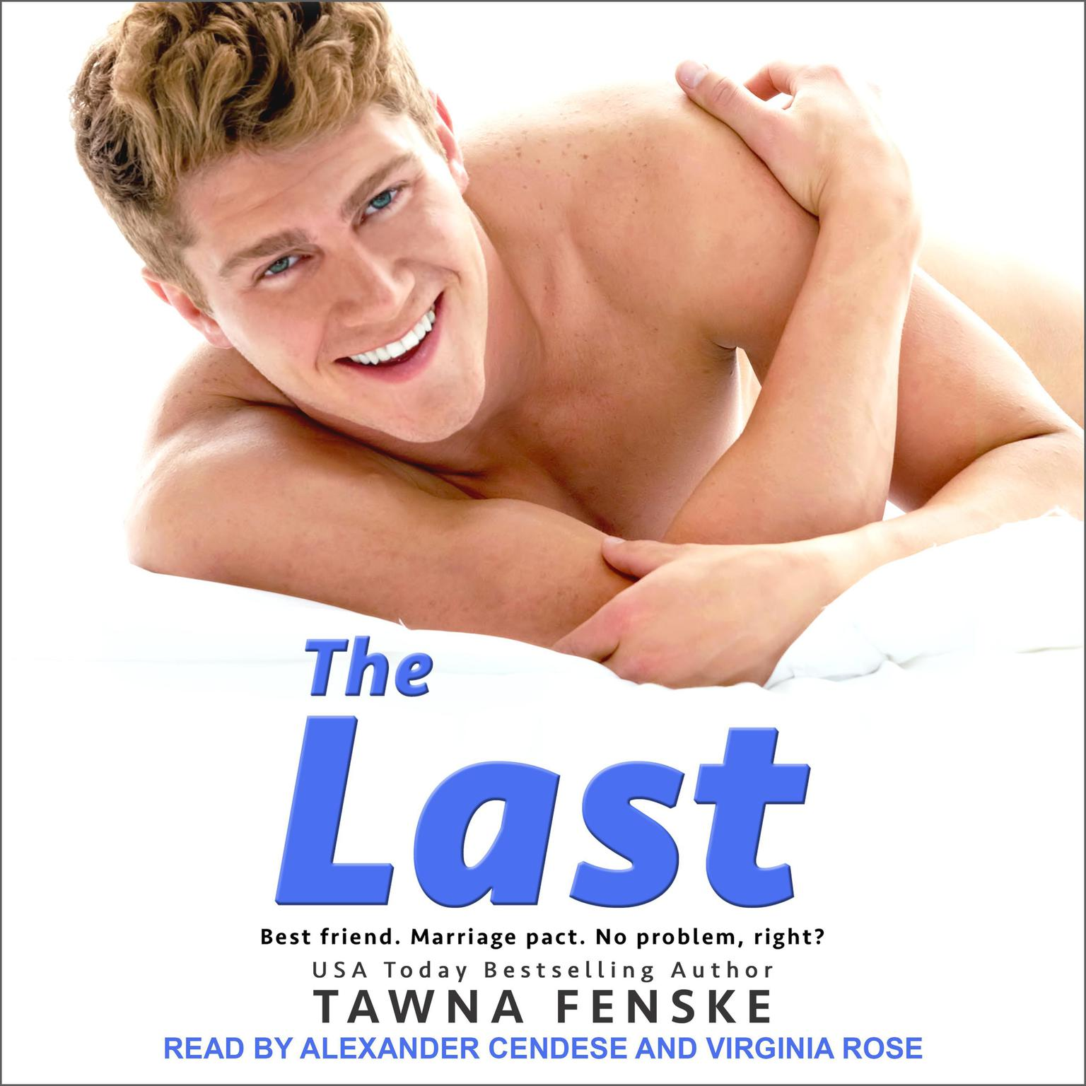 Printable The Last Audiobook Cover Art