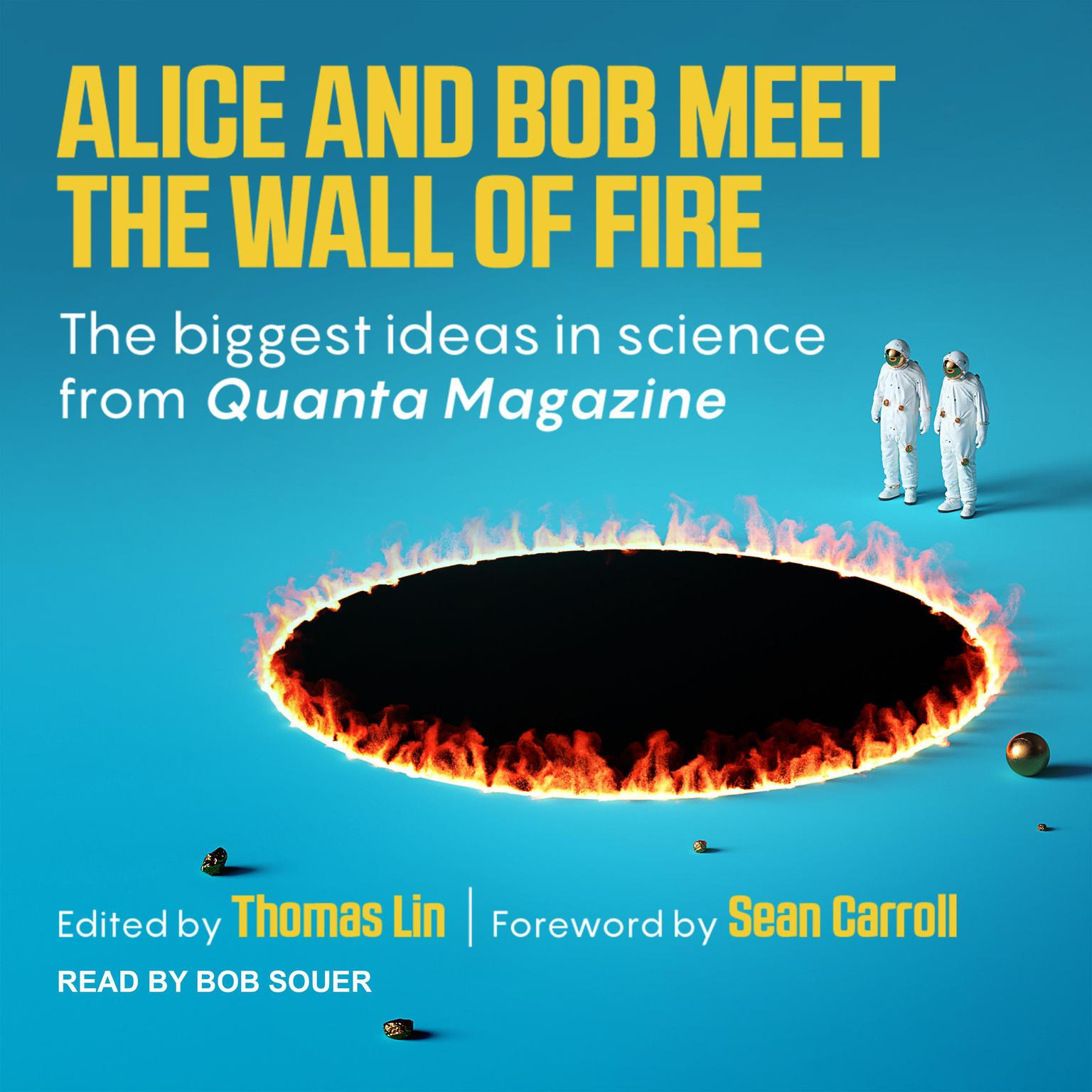 Alice and Bob Meet the Wall of Fire: The Biggest Ideas in Science from Quanta Audiobook, by Thomas Lin