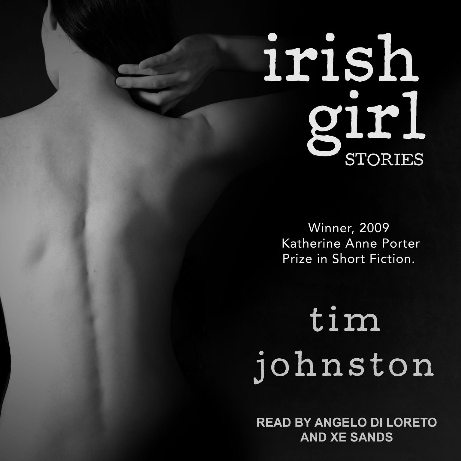 Printable Irish Girl: Stories Audiobook Cover Art