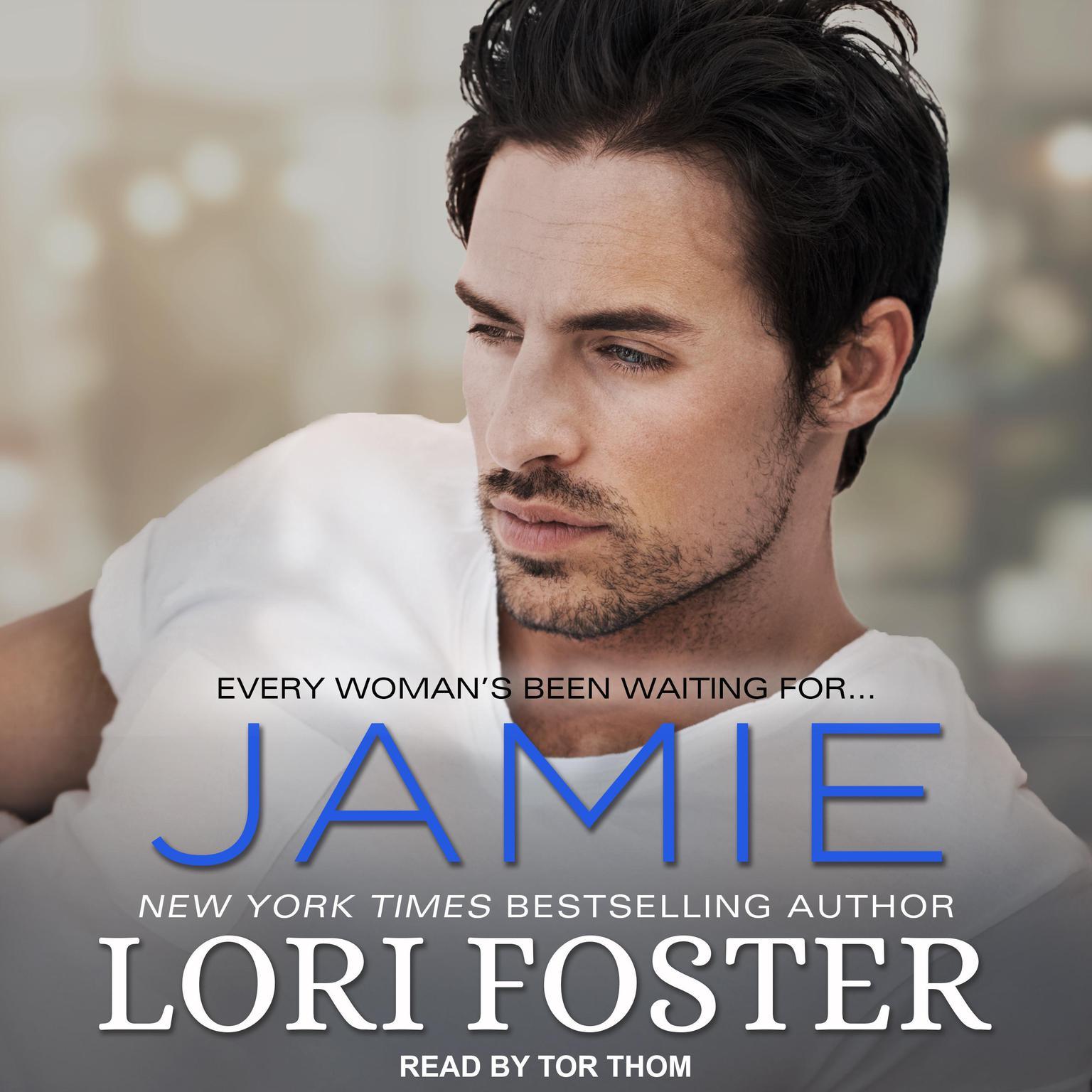 Jamie Audiobook, by Lori Foster