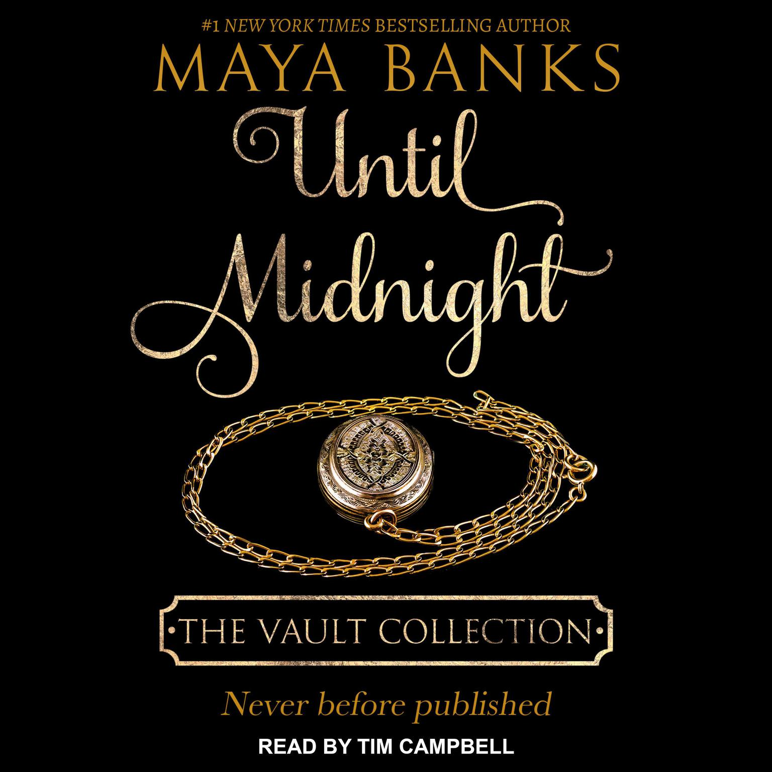 Printable Until Midnight Audiobook Cover Art
