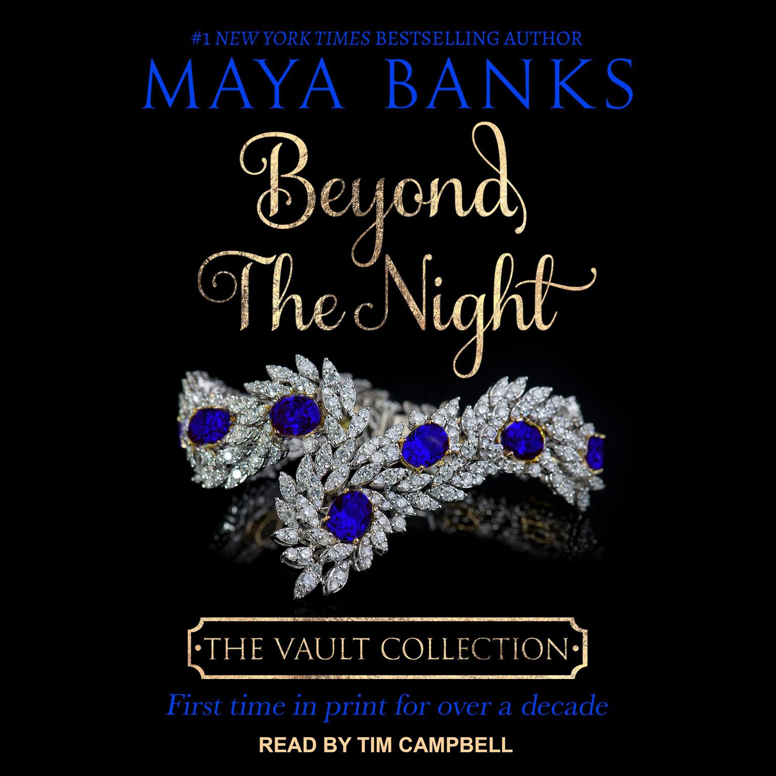 Printable Beyond the Night Audiobook Cover Art