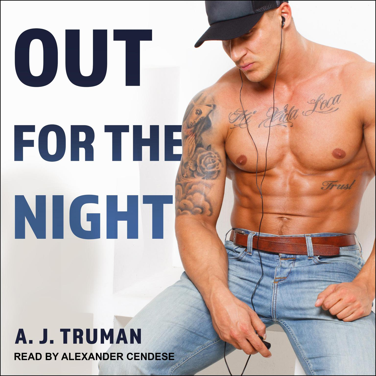 Printable Out for the Night Audiobook Cover Art