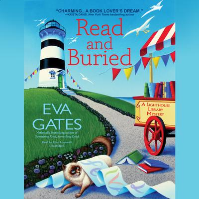 Read and Buried: A Lighthouse Library Mystery Audiobook, by