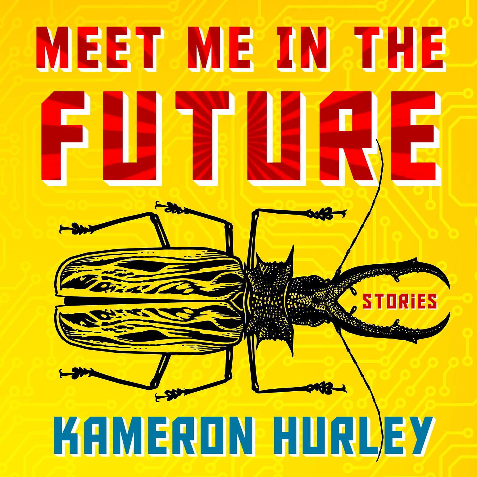 Printable Meet Me in the Future: Stories Audiobook Cover Art