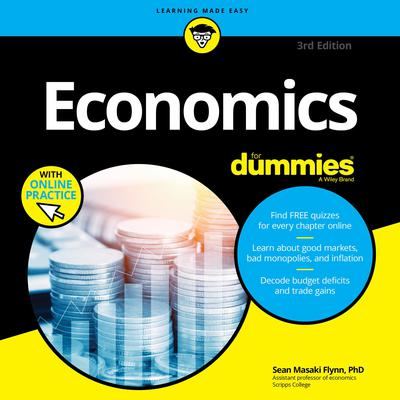 Economics for Dummies: 3rd Edition Audiobook, by