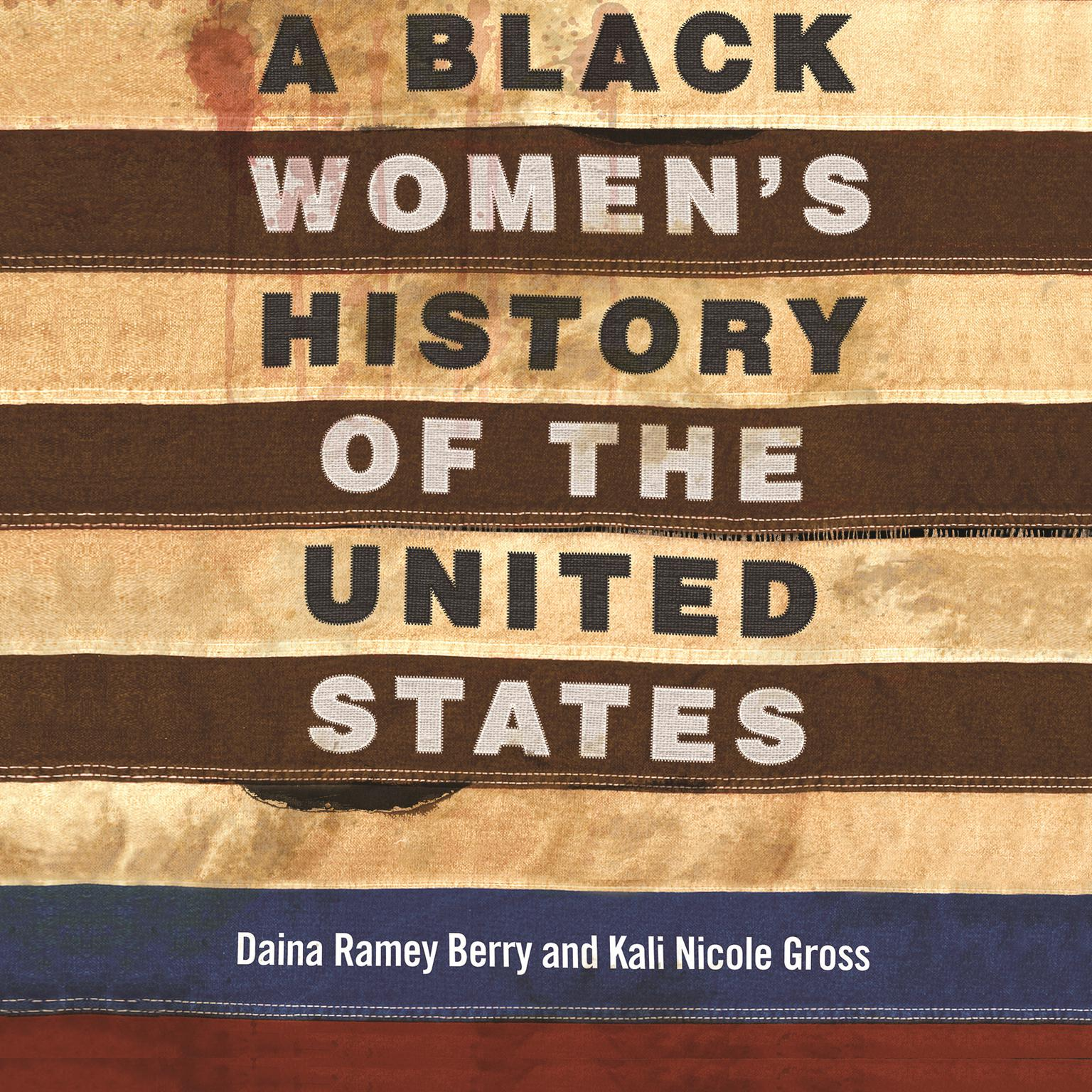 Printable A Black Women's History of the United States Audiobook Cover Art