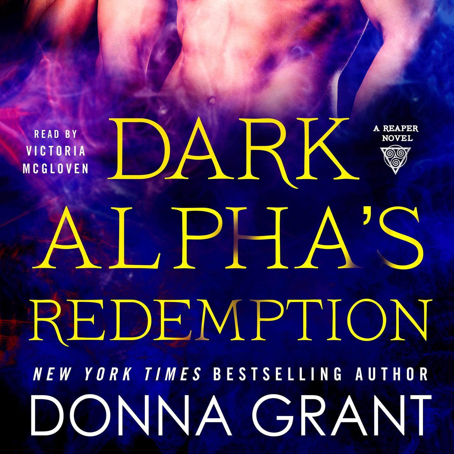 Printable Dark Alpha's Redemption: A Reaper Novel Audiobook Cover Art