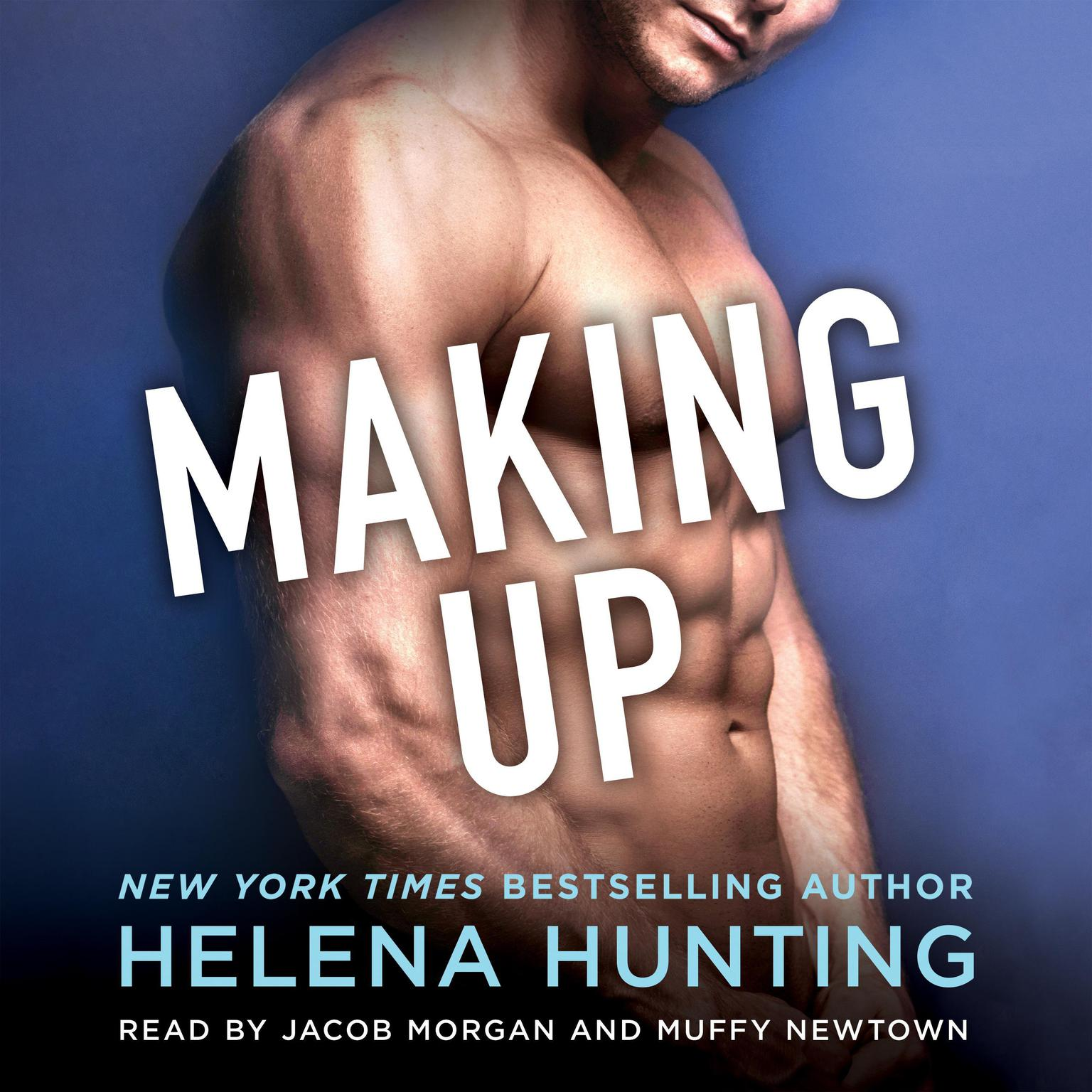 Printable Making Up Audiobook Cover Art