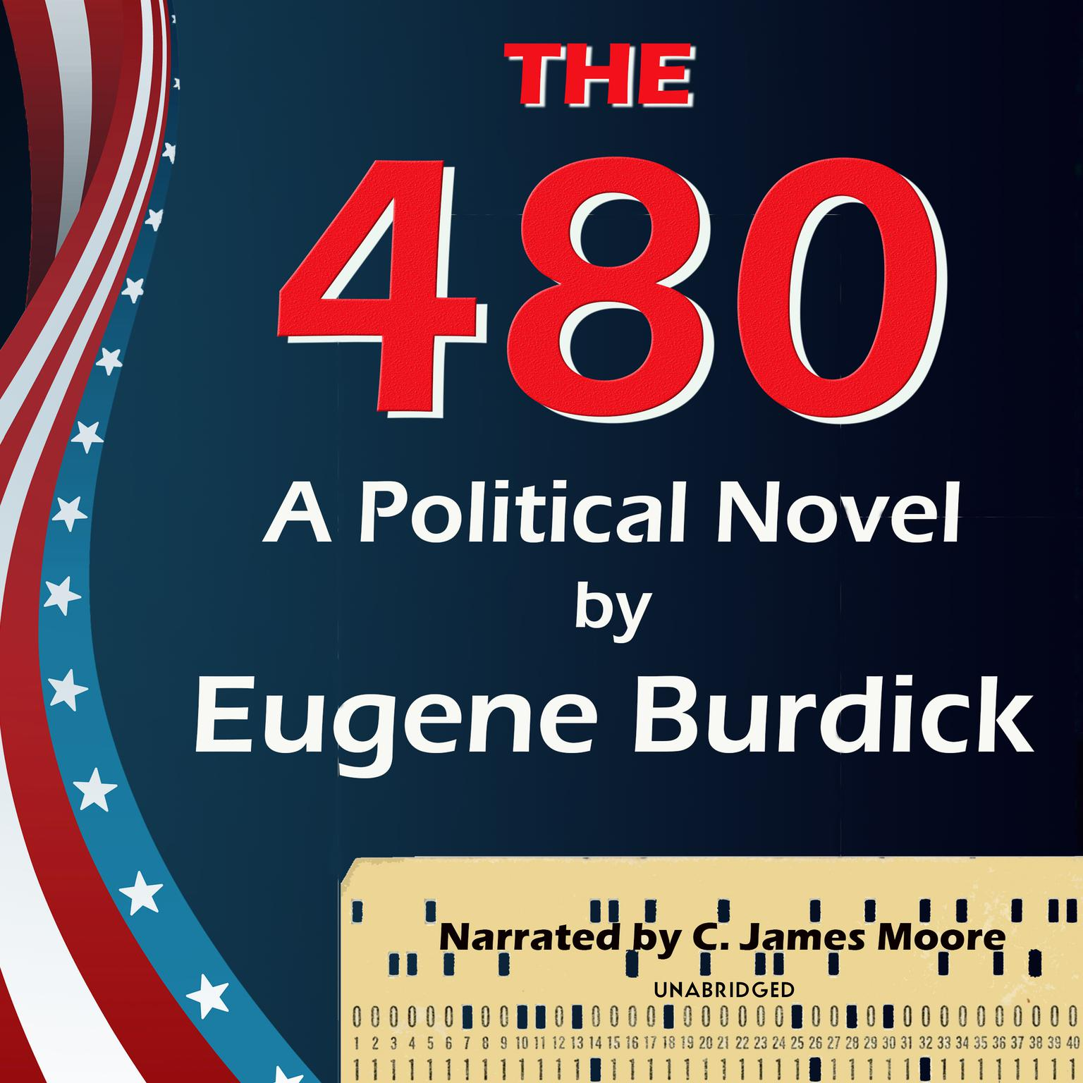 Printable The 480 Audiobook Cover Art