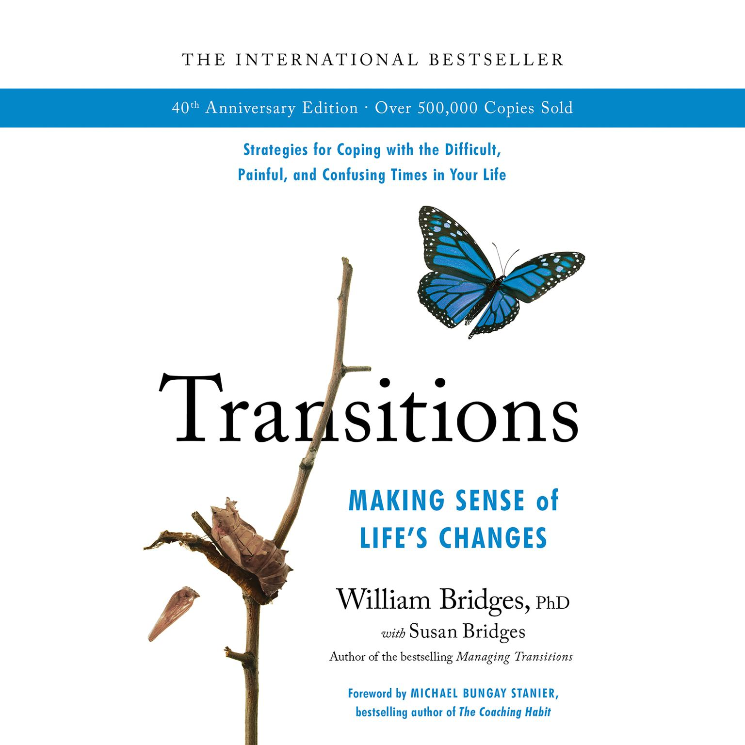 Printable Transitions: Making Sense of Life's Changes Audiobook Cover Art