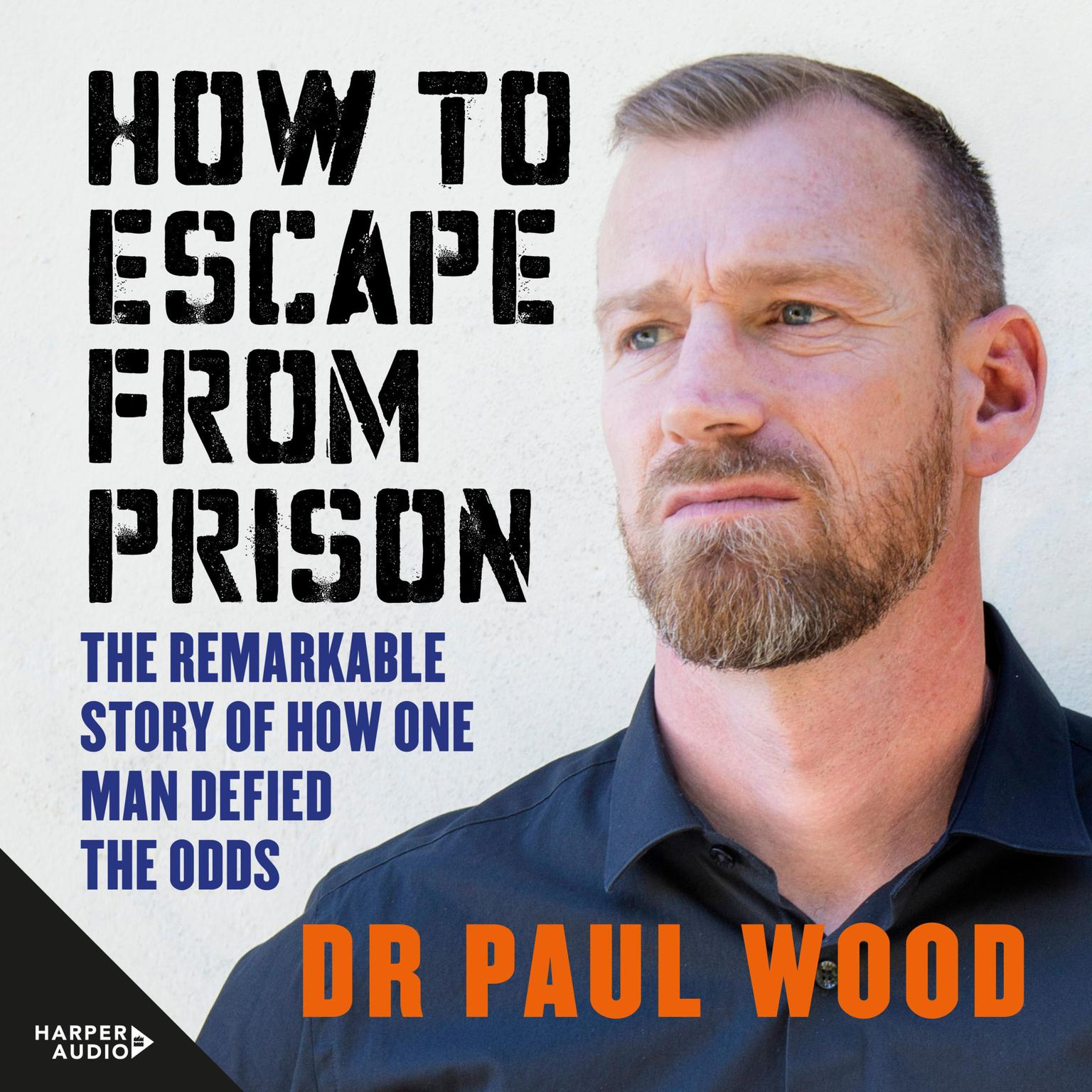 Printable How to Escape from Prison Audiobook Cover Art