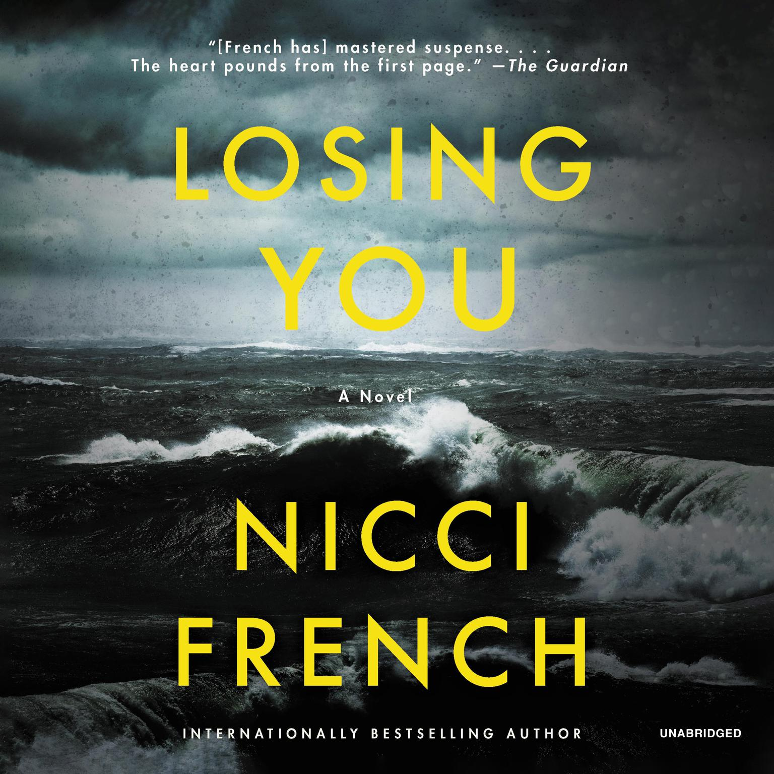 Printable Losing You: A Novel Audiobook Cover Art
