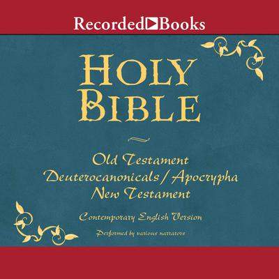 The Holy Bible: Old and new Testament Audiobook, by