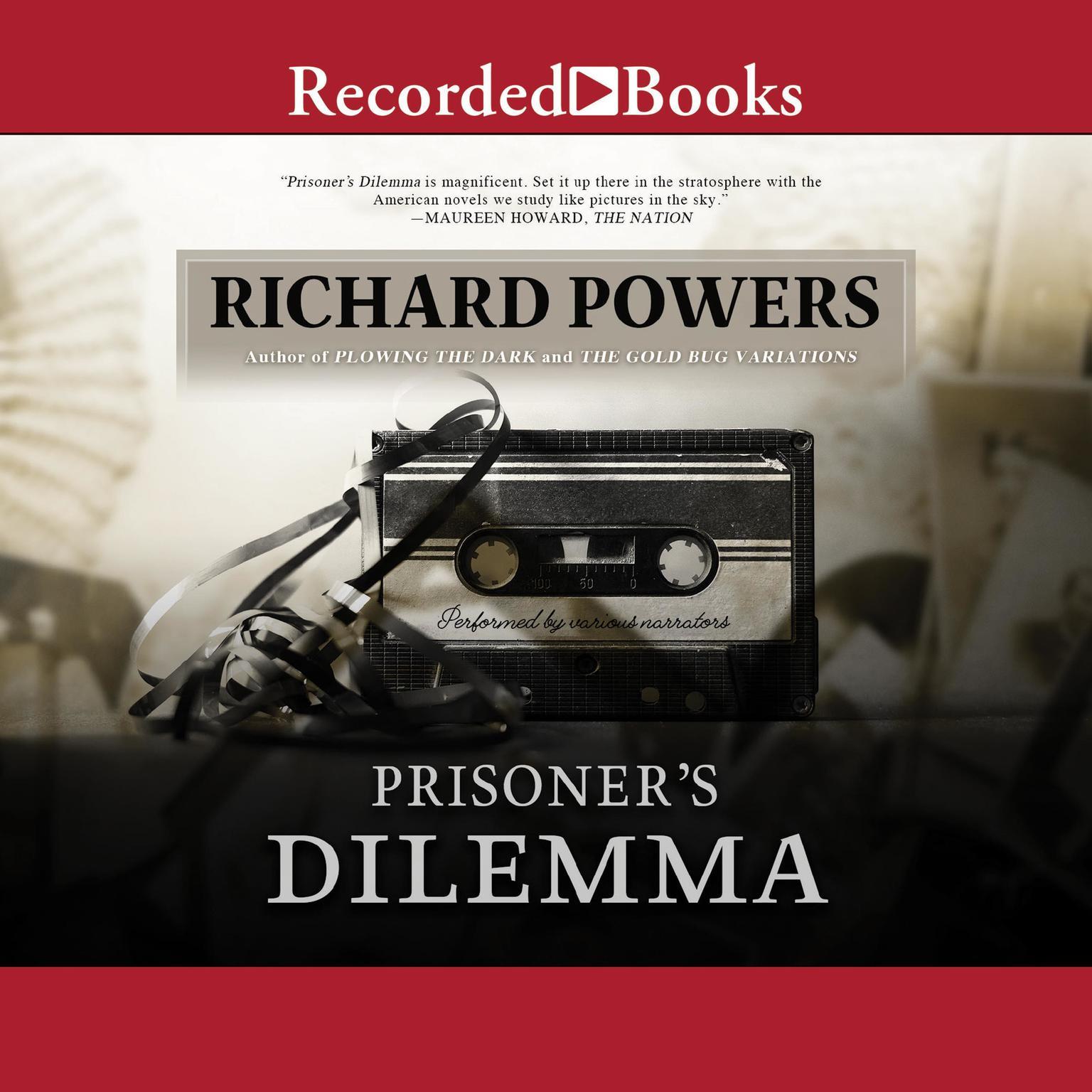 Prisoners Dilemma Audiobook, by Richard Powers