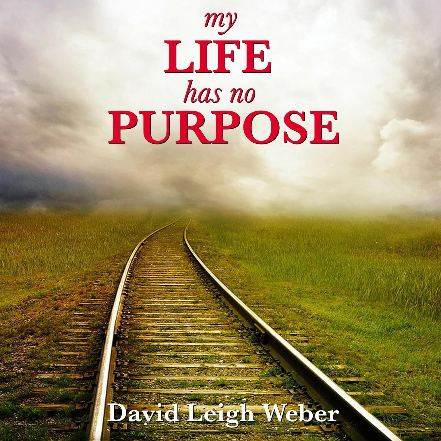 Printable My Life Has No Purpose! Audiobook Cover Art