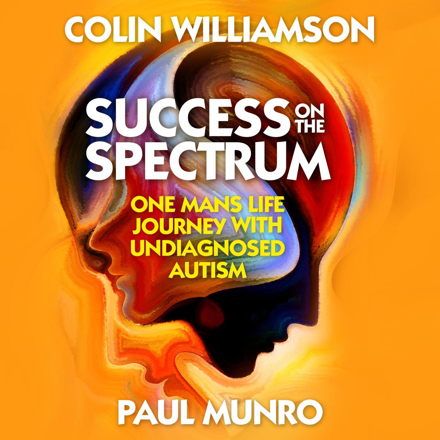Printable Success on the Spectrum Audiobook Cover Art