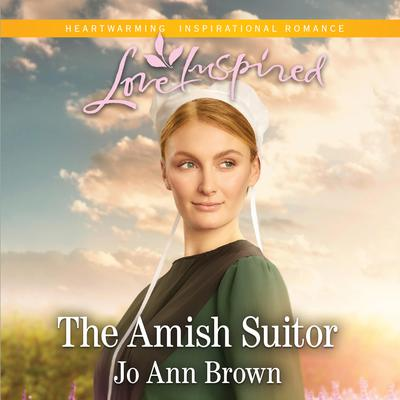 The Amish Suitor Audiobook, by Jo Ann Brown