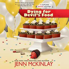 Dying for Devils Food Audiobook, by Jenn McKinlay