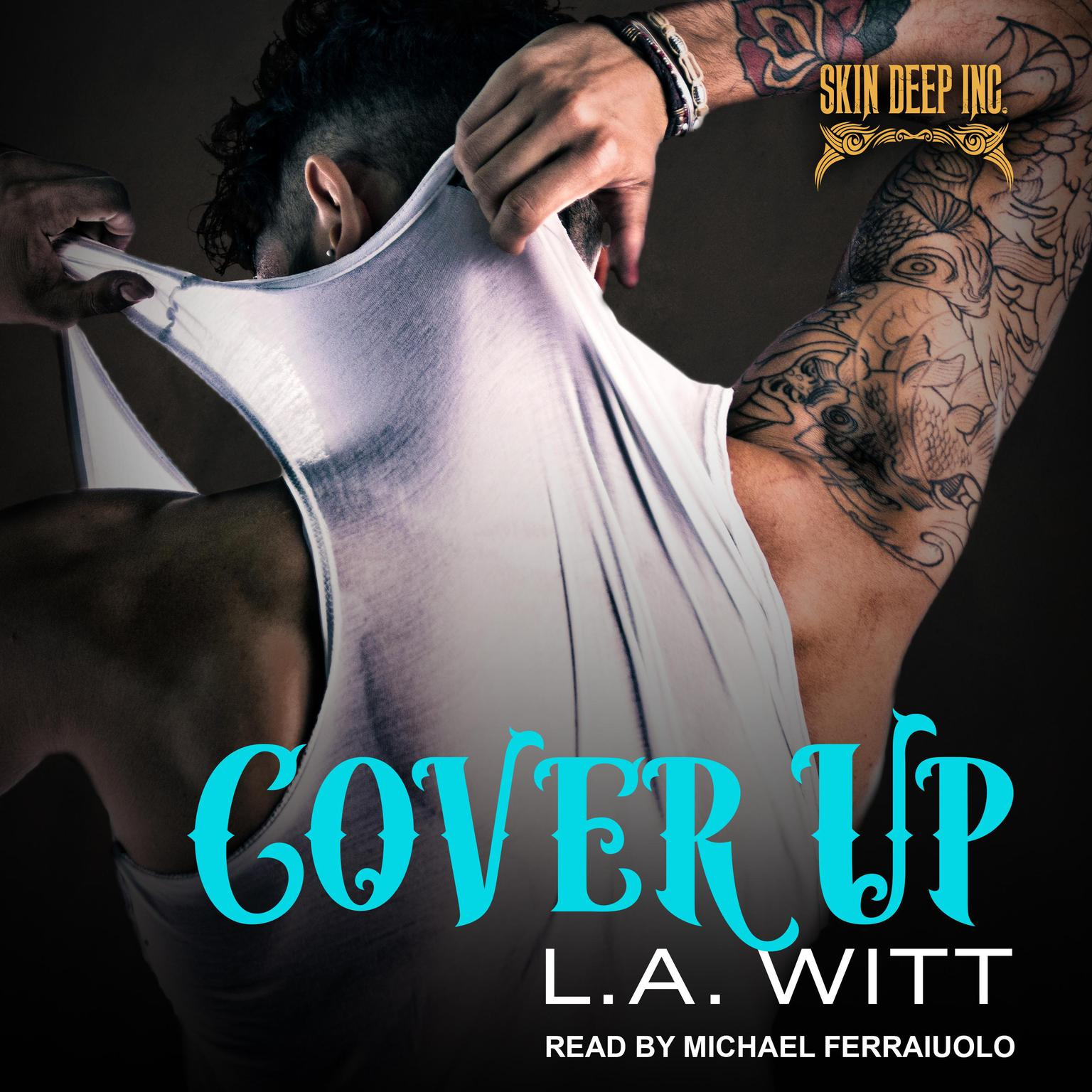 Cover Up Audiobook, by L.A. Witt