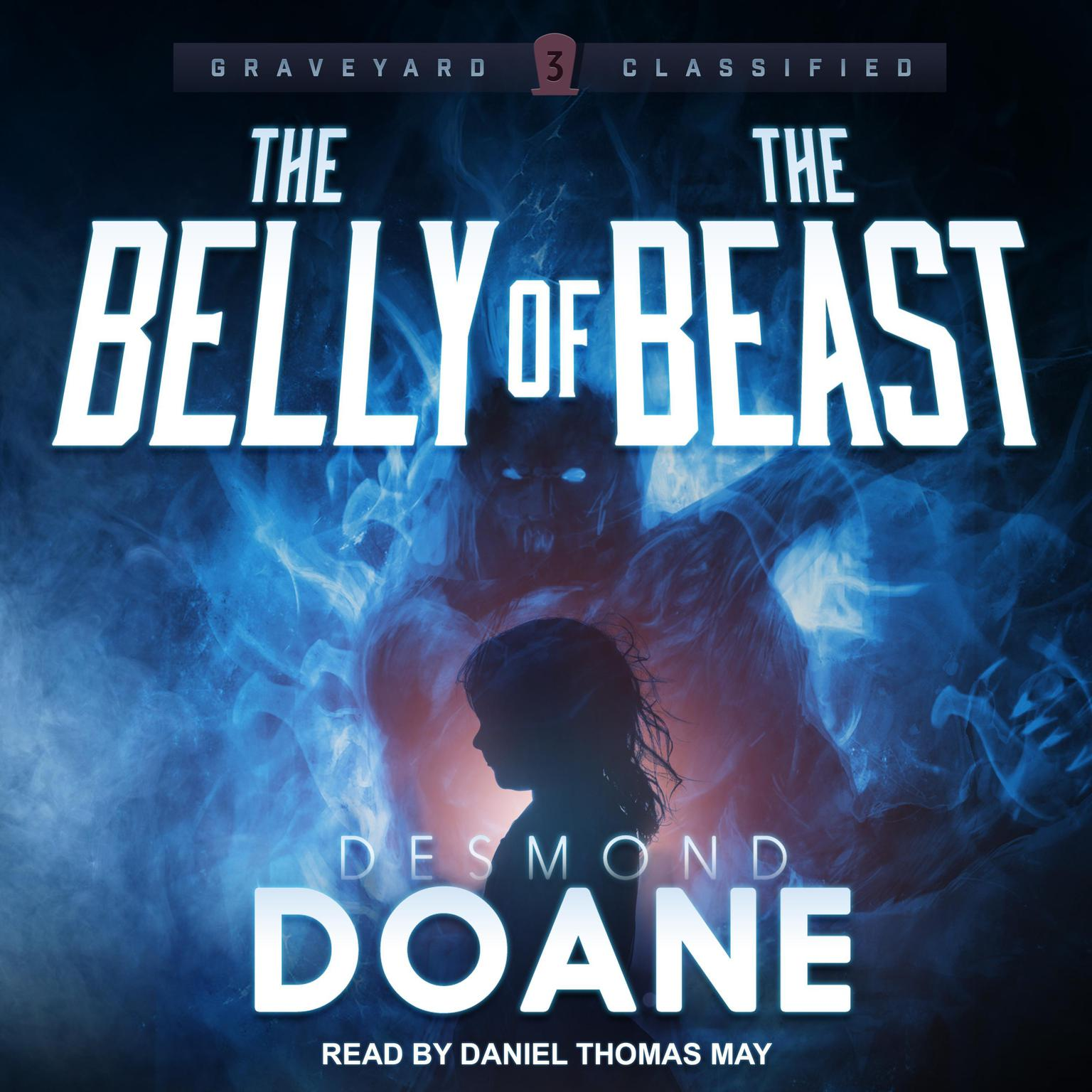 Printable The Belly of the Beast Audiobook Cover Art