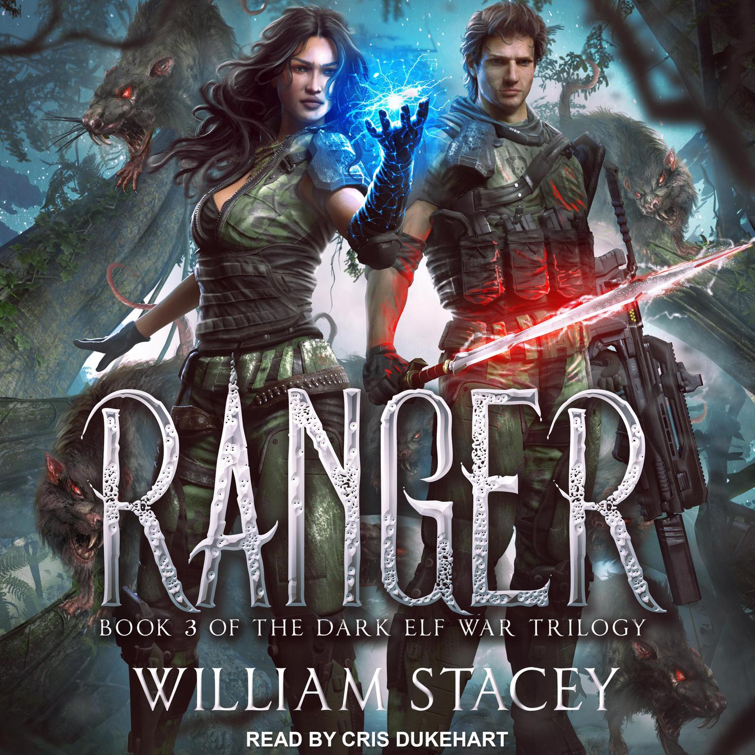 Ranger Audiobook, by William Stacey
