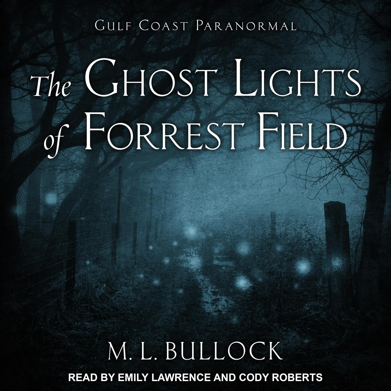 The Ghost Lights of Forrest Field Audiobook, by M. L. Bullock