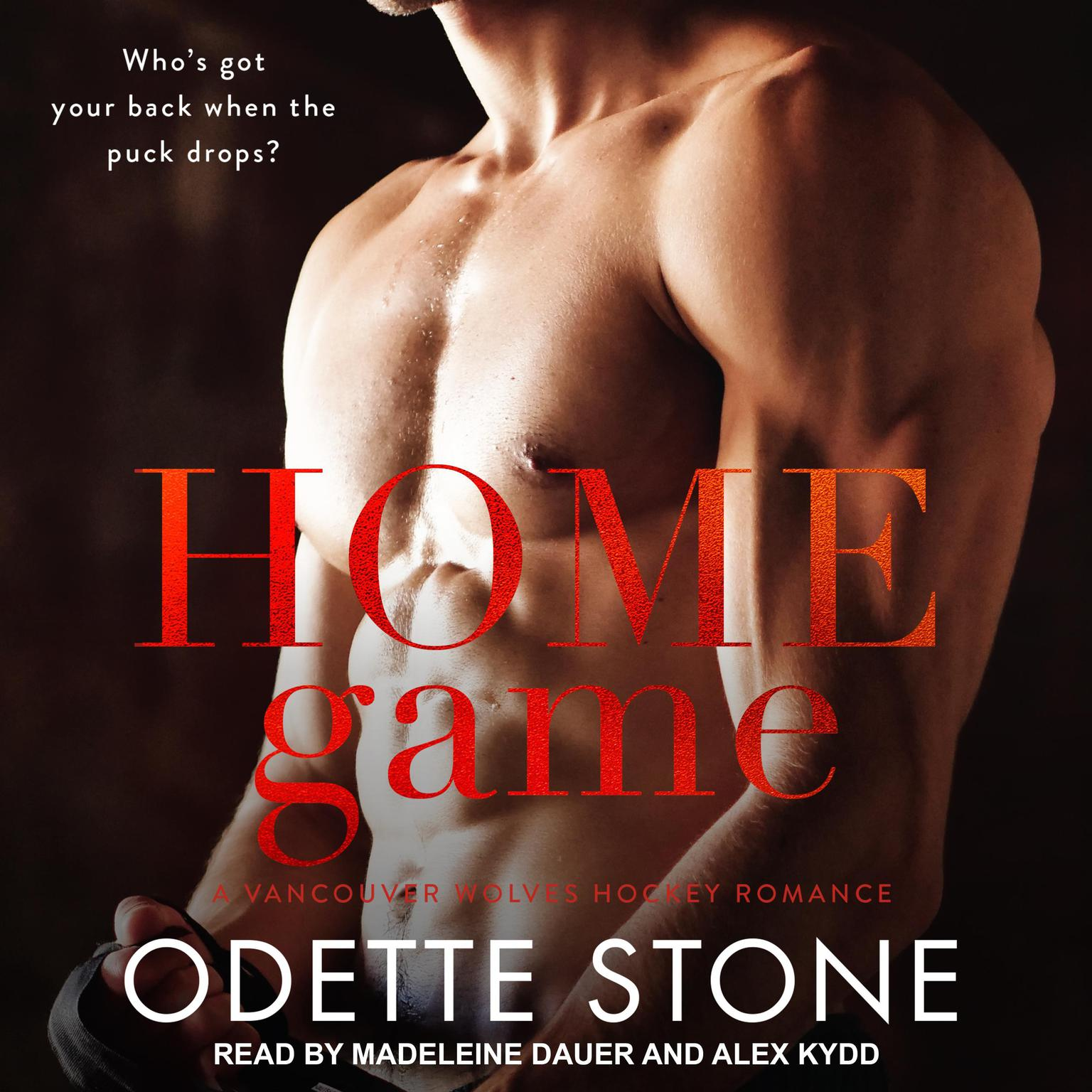 Home Game Audiobook, by Odette Stone
