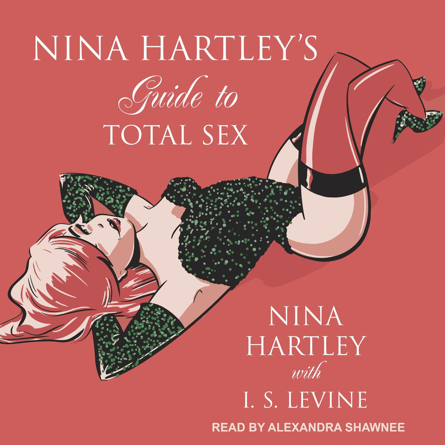 Printable Nina Hartley's Guide to Total Sex Audiobook Cover Art