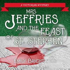 Mrs. Jeffries and the Feast of St. Stephen Audiobook, by Emily Brightwell
