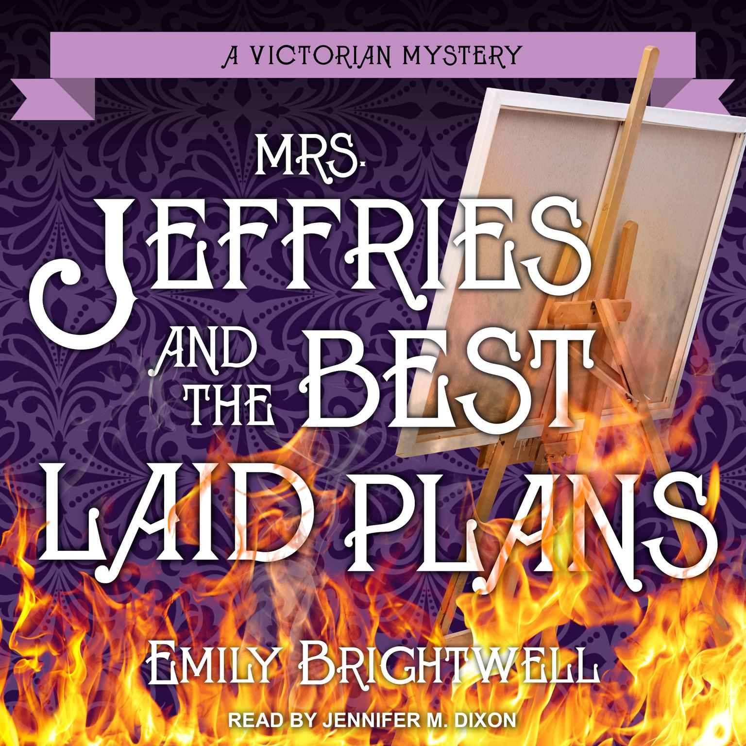 Mrs. Jeffries and the Best Laid Plans Audiobook, by Emily Brightwell