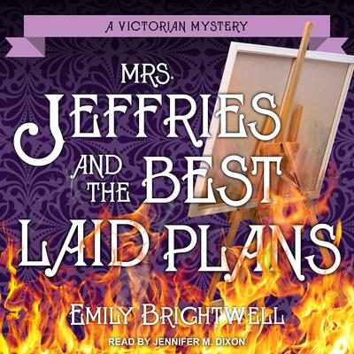 Mrs. Jeffries and the Best Laid Plans Audiobook, by