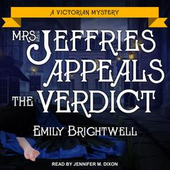 Mrs. Jeffries Appeals the Verdict Audiobook, by Emily Brightwell