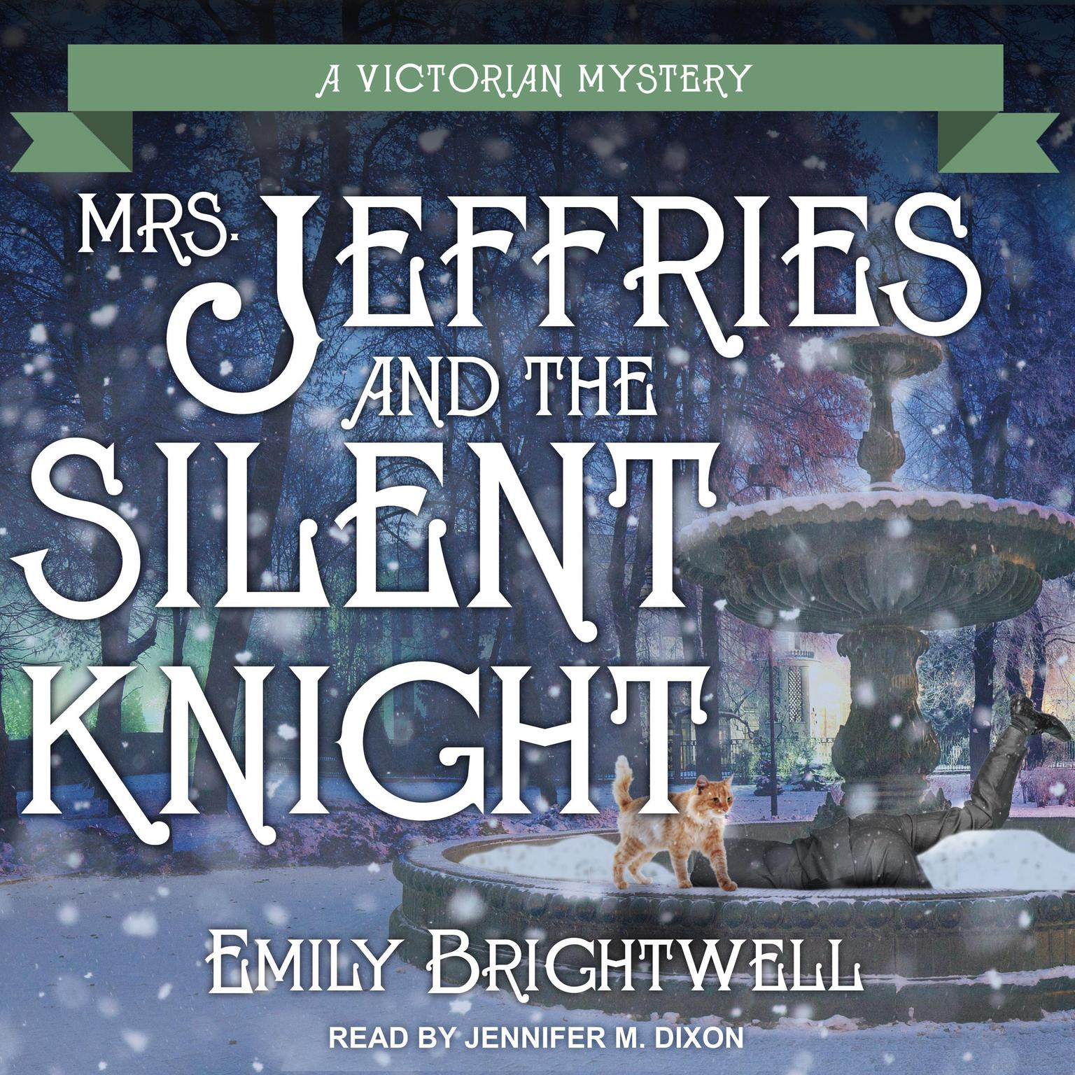Mrs. Jeffries and the Silent Knight Audiobook, by Emily Brightwell