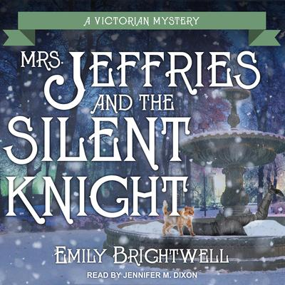 Mrs. Jeffries and the Silent Knight Audiobook, by