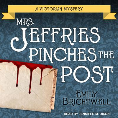 Mrs. Jeffries Pinches the Post Audiobook, by Emily Brightwell