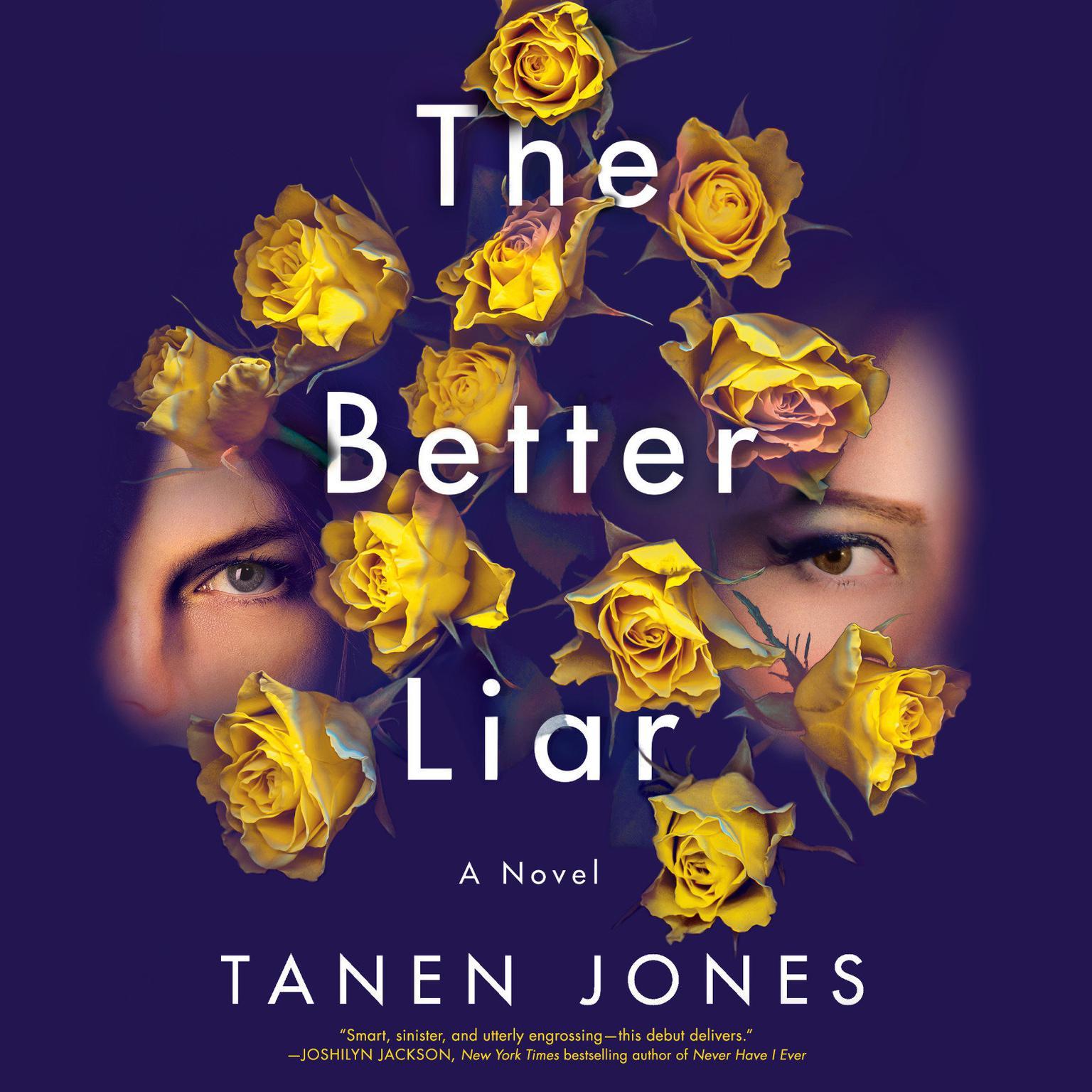 Printable The Better Liar: A Novel Audiobook Cover Art