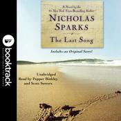 The Last Song: Booktrack Edition Audiobook, by Nicholas Sparks