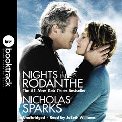 Nights in Rodanthe: Booktrack Edition Audiobook, by Nicholas Sparks