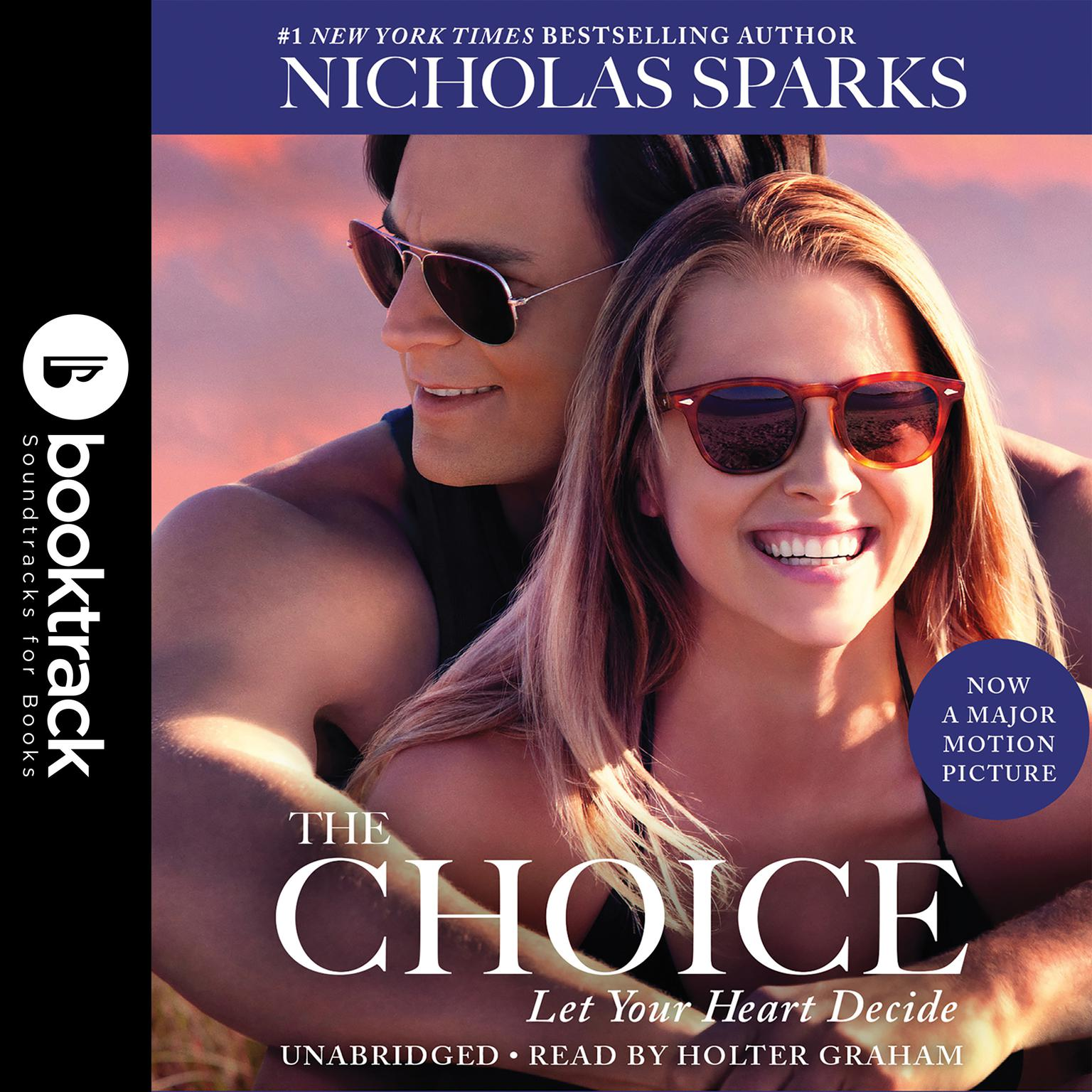 Printable The Choice: Booktrack Edition Audiobook Cover Art