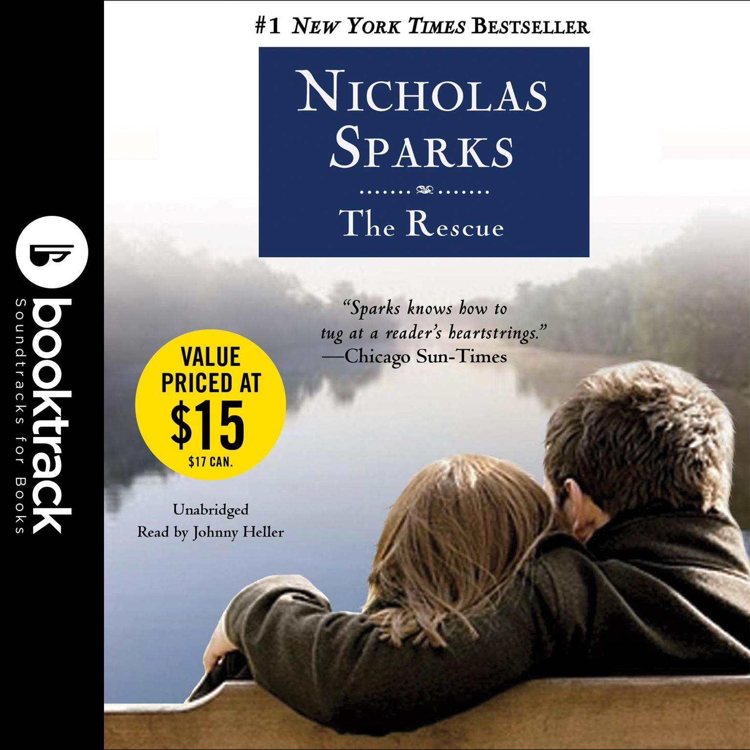 Printable The Rescue: Booktrack Edition Audiobook Cover Art