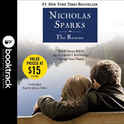 The Rescue: Booktrack Edition Audiobook, by Nicholas Sparks