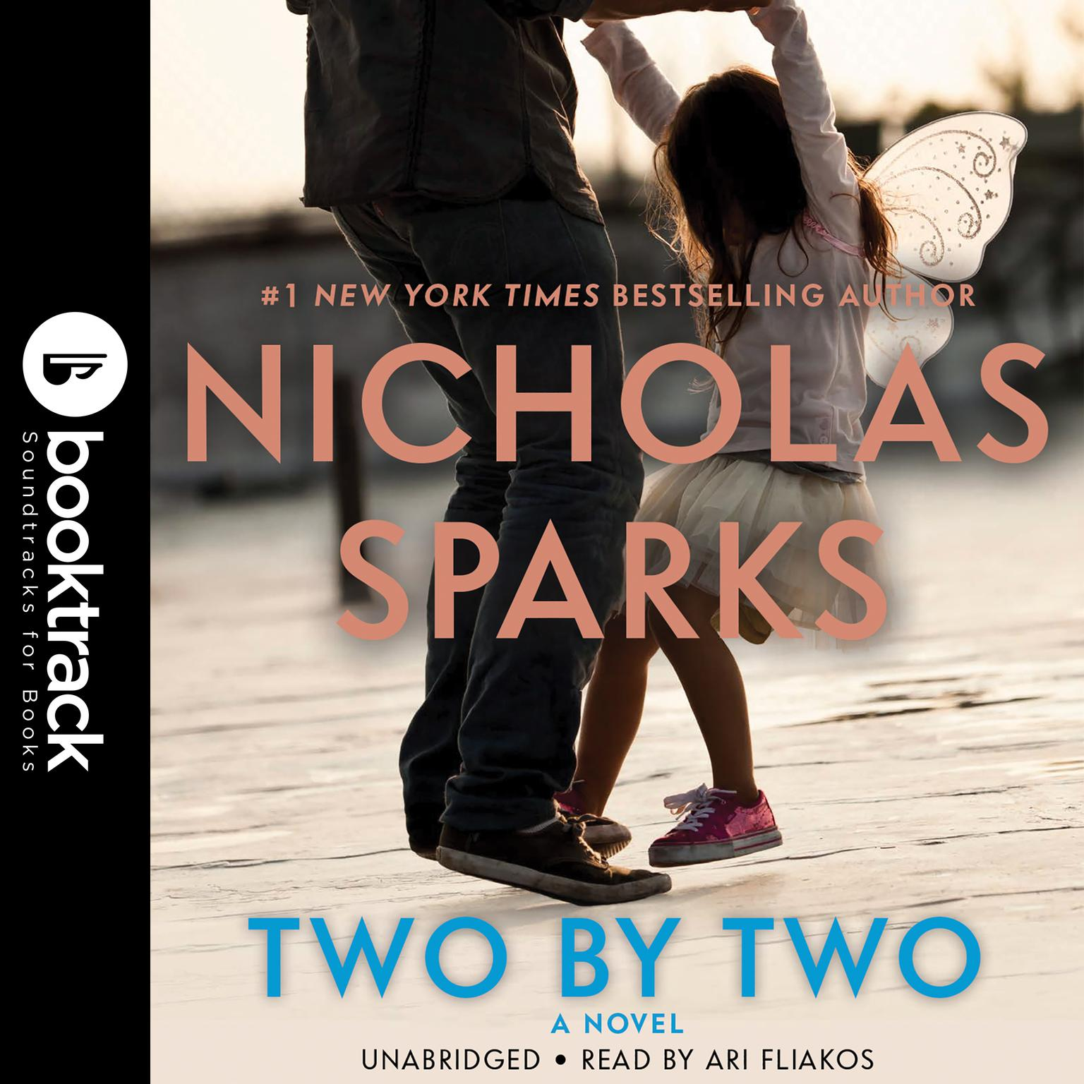 Printable Two by Two: Booktrack Edition Audiobook Cover Art