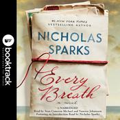 Every Breath: Booktrack Edition Audiobook, by Nicholas Sparks