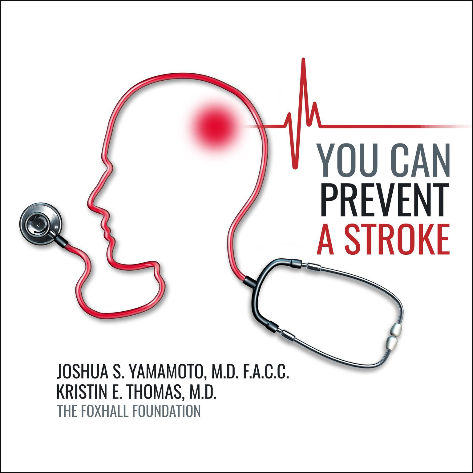 Printable You Can Prevent a Stroke Audiobook Cover Art